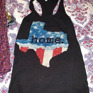"""Tops - Texas """"Home."""" tank top!"""